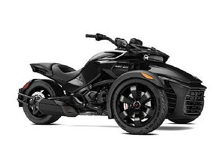 2017 Can-Am Spyder F3 for sale 200652921