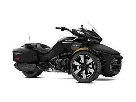 2017 Can-Am Spyder F3 for sale 200652927