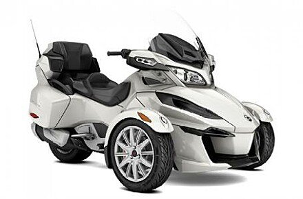 2017 Can-Am Spyder RT for sale 200409411