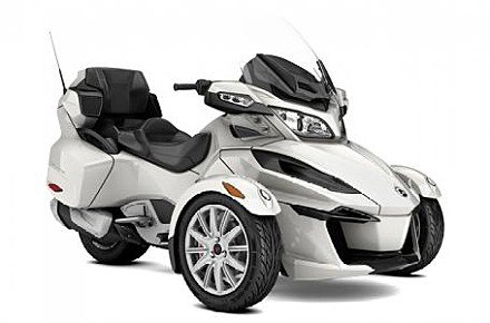 2017 Can-Am Spyder RT for sale 200409431