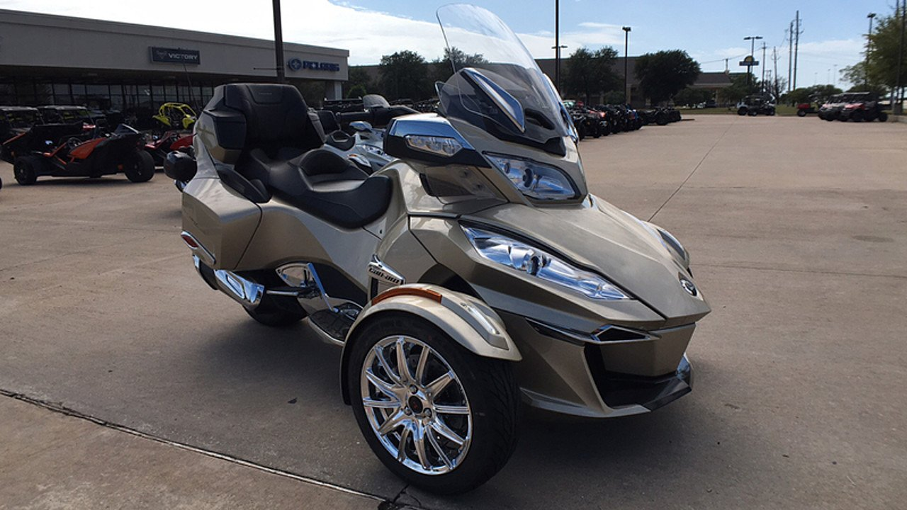 2017 Can-Am Spyder RT for sale 200369697