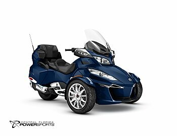 2017 Can-Am Spyder RT for sale 200378419