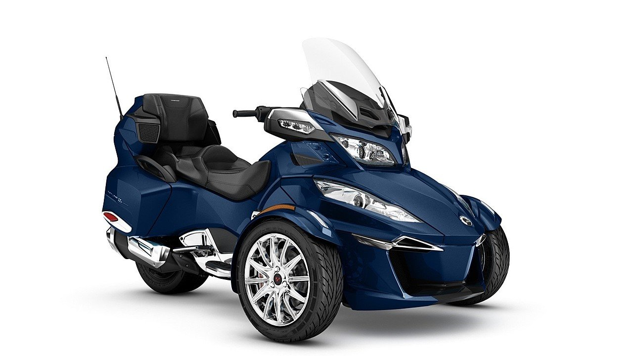 2017 Can-Am Spyder RT for sale 200378420