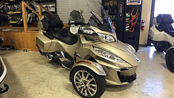 2017 Can-Am Spyder RT for sale 200397892
