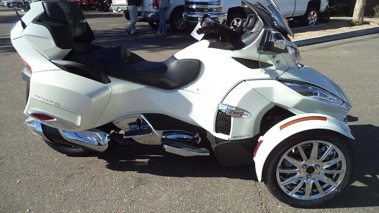 2017 Can-Am Spyder RT for sale 200409869