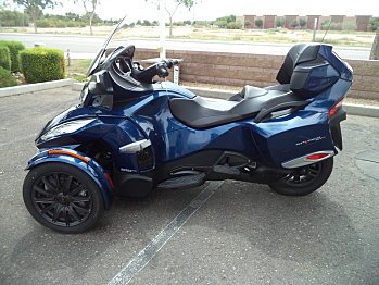 2017 Can-Am Spyder RT for sale 200423564