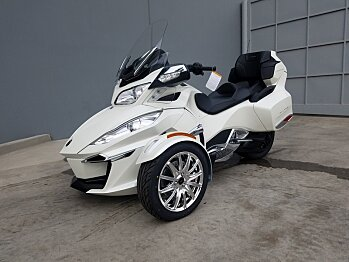 2017 Can-Am Spyder RT for sale 200425230