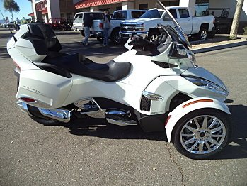 2017 Can-Am Spyder RT for sale 200455712