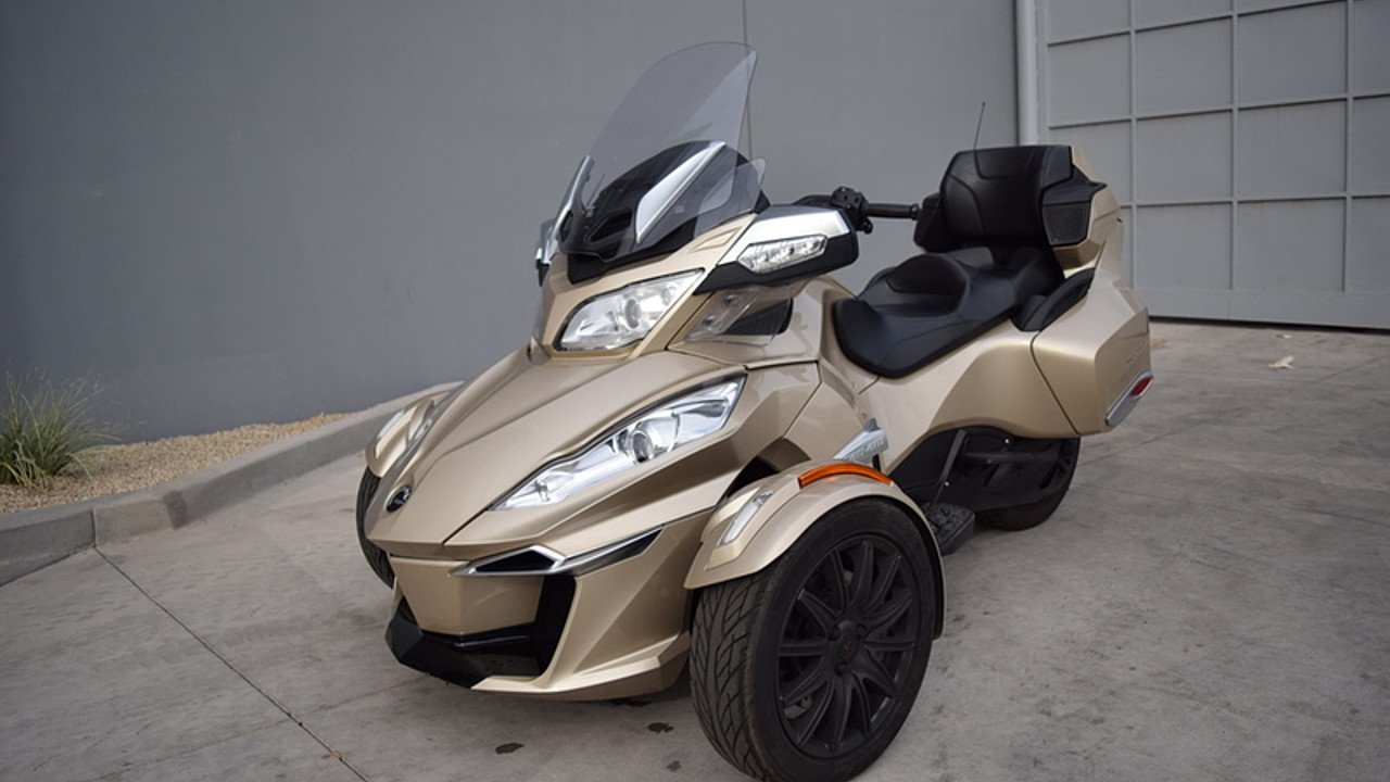 2017 Can-Am Spyder RT for sale 200503203