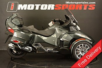 2017 Can-Am Spyder RT for sale 200514084