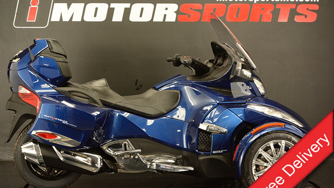 2017 Can-Am Spyder RT for sale 200514088
