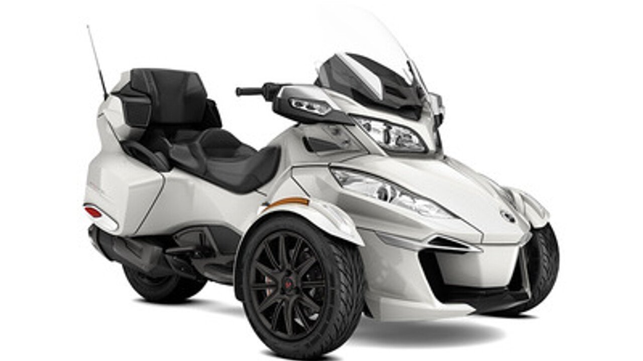 2017 Can-Am Spyder RT-S for sale 200447184