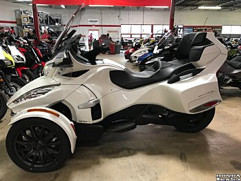 2017 Can-Am Spyder RT-S for sale 200501682