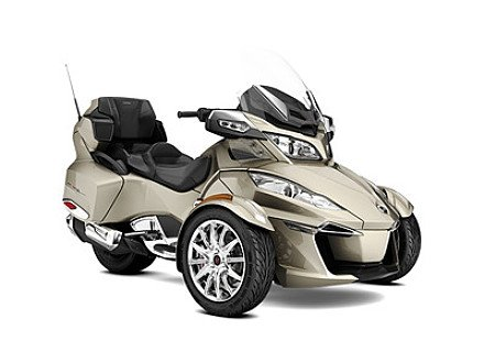 2017 Can-Am Spyder RT for sale 200376792