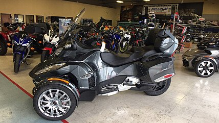 2017 Can-Am Spyder RT for sale 200422979