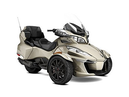 2017 Can-Am Spyder RT for sale 200467829