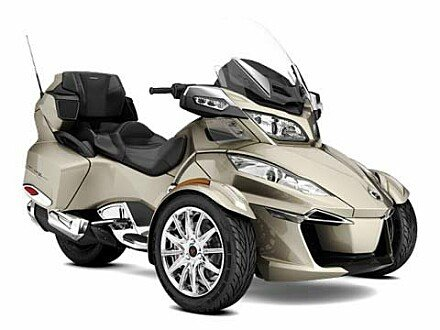 2017 Can-Am Spyder RT for sale 200497000