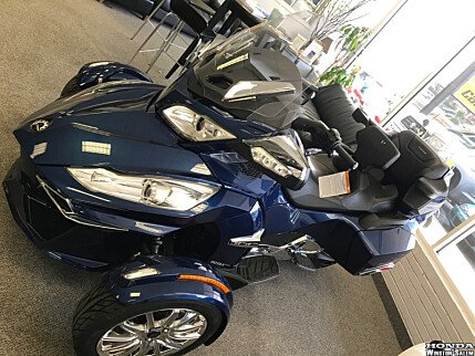 2017 Can-Am Spyder RT for sale 200502051