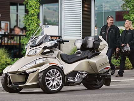 2017 Can-Am Spyder RT for sale 200516712