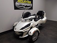2017 Can-Am Spyder RT for sale 200538251