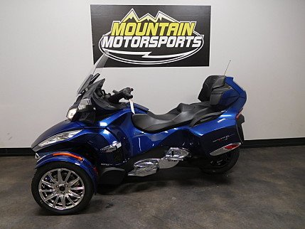 2017 Can-Am Spyder RT for sale 200538253