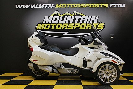 2017 Can-Am Spyder RT for sale 200540607