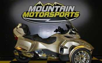 2017 Can-Am Spyder RT for sale 200540810