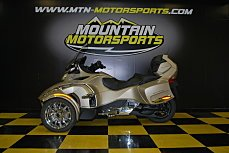 2017 Can-Am Spyder RT for sale 200550980