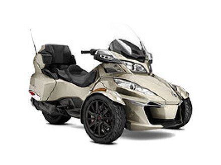 2017 Can-Am Spyder RT for sale 200572052