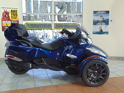 2017 Can-Am Spyder RT for sale 200584196