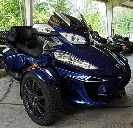 2017 Can-Am Spyder RT for sale 200599448