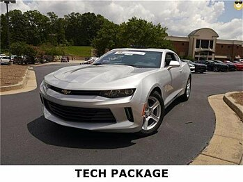 2017 Chevrolet Camaro LT Coupe for sale 100790961