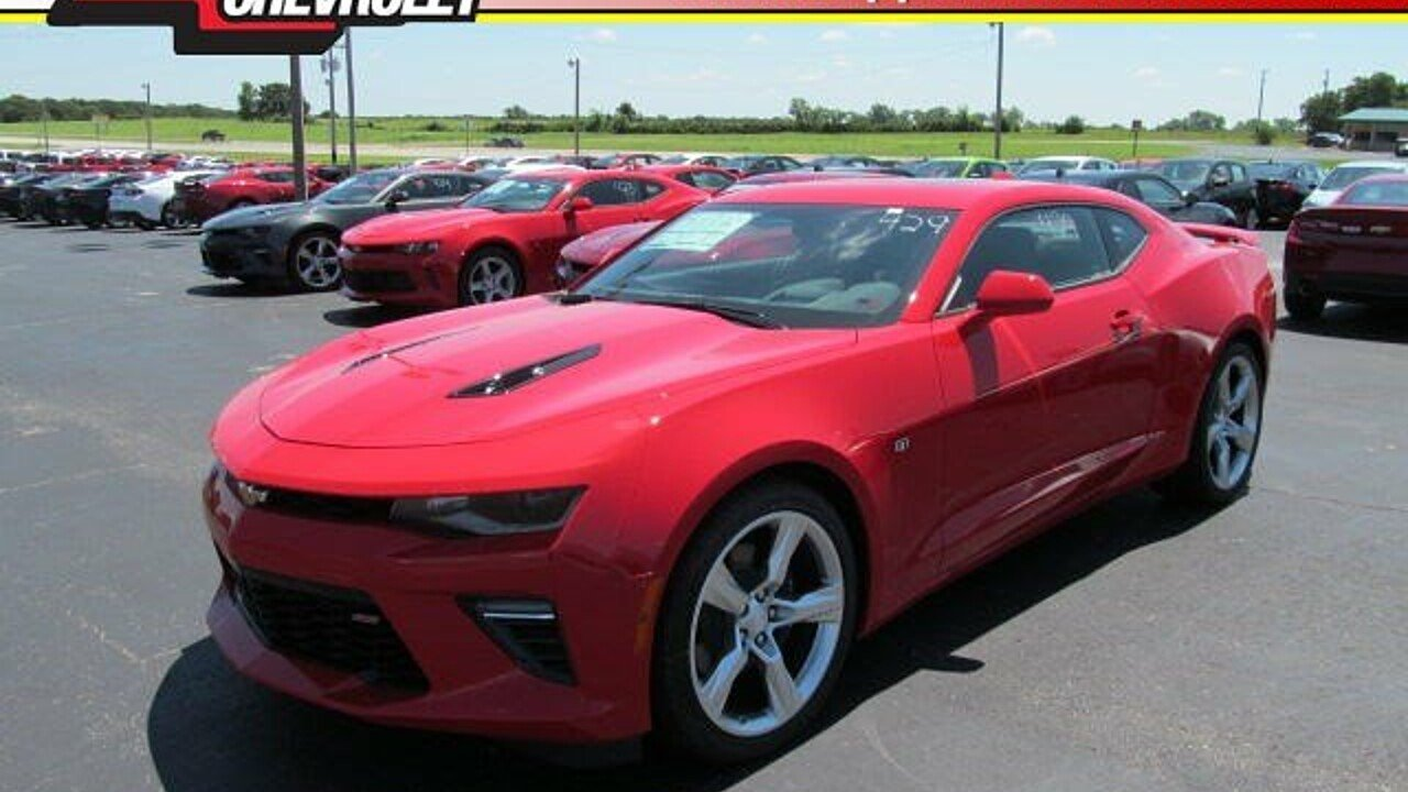 2017 Chevrolet Camaro SS Coupe for sale 100790999