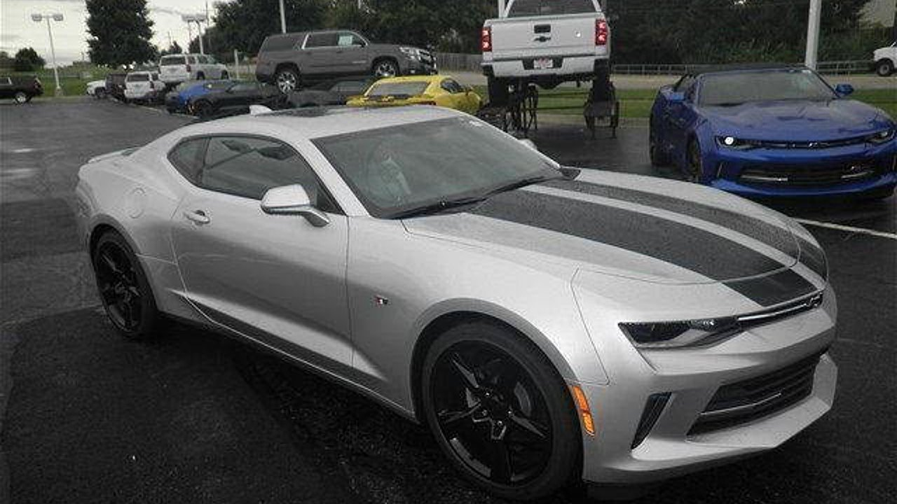 2017 Chevrolet Camaro LT Coupe for sale 100791065