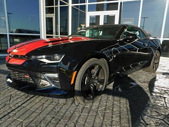 2017 Chevrolet Camaro SS Convertible for sale 100791101