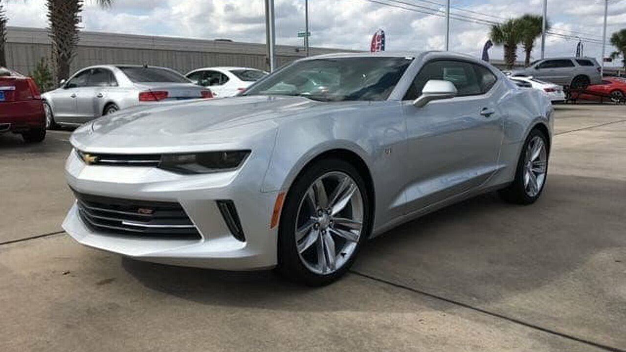 2017 Chevrolet Camaro LT Coupe for sale 100794569