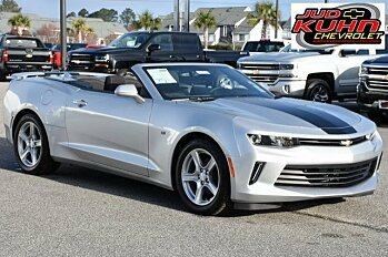 2017 Chevrolet Camaro LT Convertible for sale 100795505