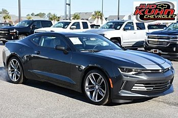 2017 Chevrolet Camaro LT Coupe for sale 100818990