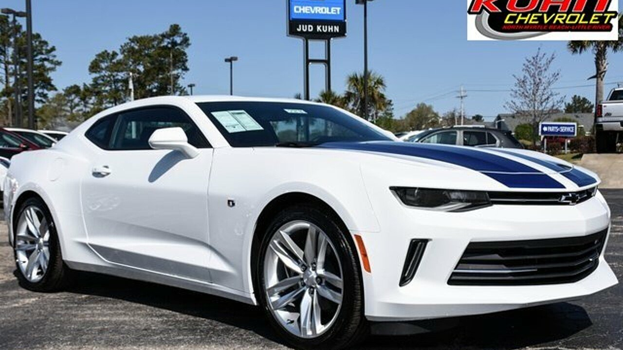 2017 Chevrolet Camaro LT Coupe for sale 100838142