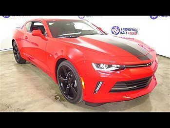 2017 Chevrolet Camaro for sale 100881573