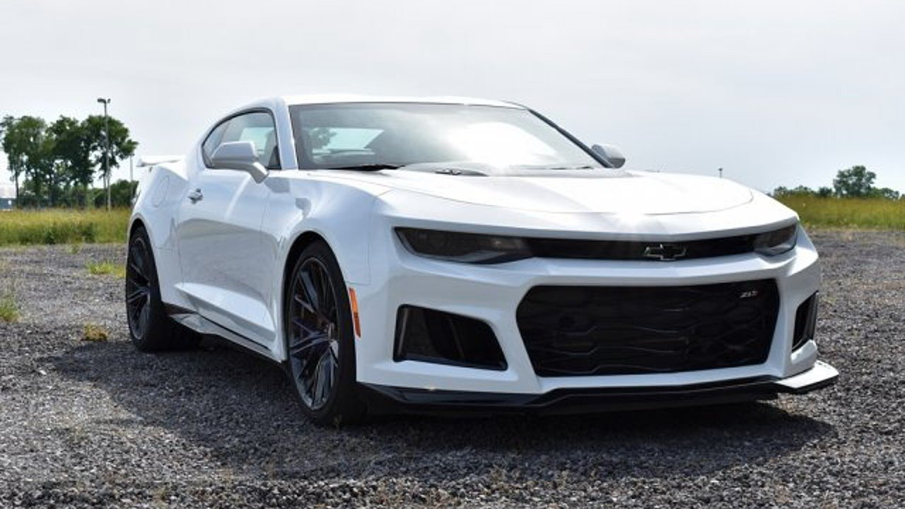 2017 Chevrolet Camaro for sale 101002225
