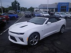 2017 Chevrolet Camaro SS Convertible for sale 100791062