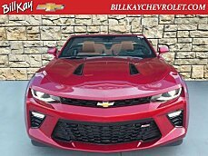 2017 Chevrolet Camaro SS Convertible for sale 100791066