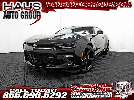 2017 Chevrolet Camaro SS Coupe for sale 100907366