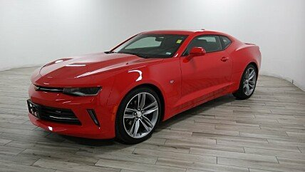 2017 Chevrolet Camaro LT Coupe for sale 100924147