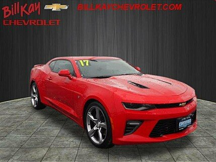 2017 Chevrolet Camaro SS Coupe for sale 100951073