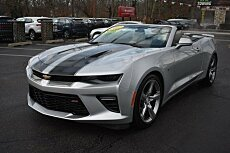 2017 Chevrolet Camaro SS Convertible for sale 100954211