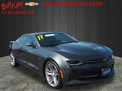 2017 Chevrolet Camaro LT Coupe for sale 100960091