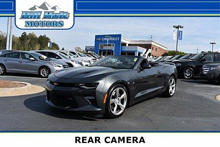 2017 Chevrolet Camaro SS Convertible for sale 100974778