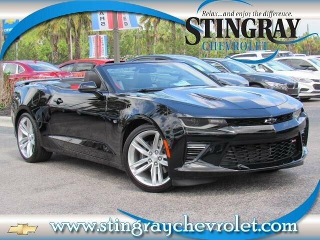 2017 Chevrolet Camaro SS Convertible For Sale 100979960